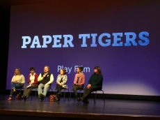 Paper Tigers Panel