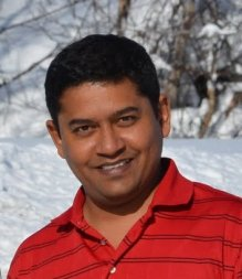 Headshot of Diwakar Vadapalli, Ph.D.
